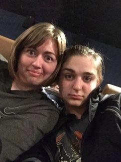 Star Wars VII selfies